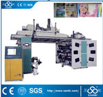 China Bopp PVC-PET-Haustier Cpp-Papier Flexo-Druckmaschine 120-150M/MIN usine